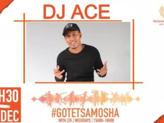 DJ Ace – Motsweding FM (Amapiano Mix)