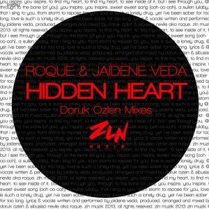 Roque & Jaidene Veda – Hidden Heart (Incl. Remix)