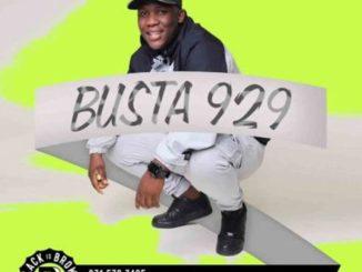 Busta 929 ft. Junkpark, Mr JazziQ & Mpura – Sdudla,Busta 929 – Tech Rider