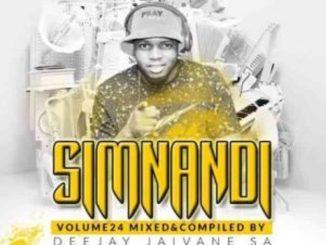 DJ Jaivane – Simnandi Vol 24 Mix (Welcoming 2021)