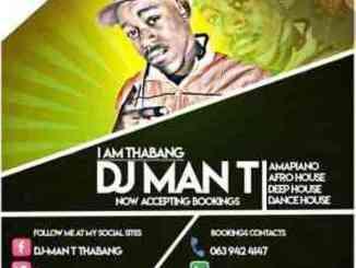 Dj Man-T – Tsa Kasi Session Vol 8
