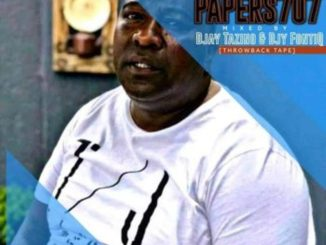 Djay Tazino & Djy Fontiq SA – In Loving Memory Of Papers 707 (Strictly Mdu Aka TRP)