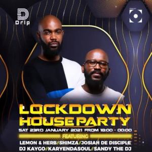 Lemon & Herb – Lockdown House Party Mix 2021