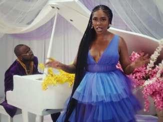 VIDEO: Tiwa Savage - Park Well ft. Davido