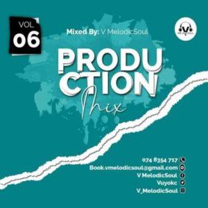 V Melodicsoul – 100% Production Vol. 6