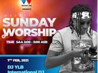DJ YLB – Amapiano Gospel Mix Mashup