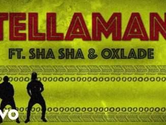 Tellaman Ft. Sha Sha & Oxlade – Overdue