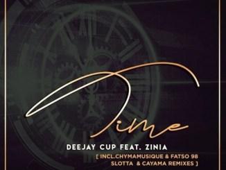 Deejay Cup ft. Zinia – Time (Fatso 98 Retro Dub)
