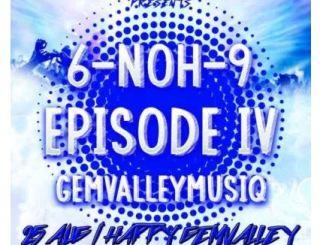 Gem Valley MusiQ - 6 NoH 9 EP