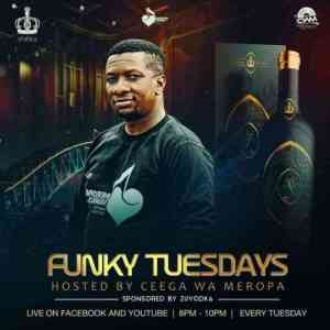 Ceega – Funky Tuesdays Mix (11-May)