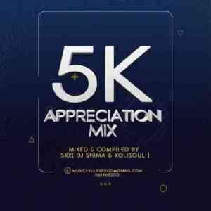 DJ Shima & Xolisoul – 5k Appreciation Mix