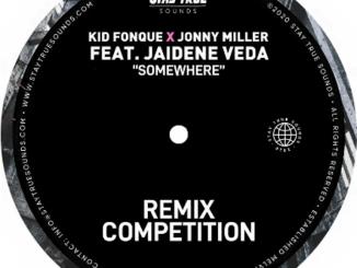 Kid Fonque, Jonny Miller, Jaidene Veda – Somewhere (Inno Vinovicht Dark Dub Remix)