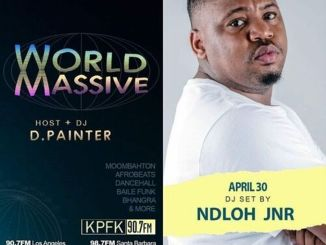 Ndloh Jnr – World Massive Mix (April 30 DJ Set)