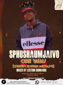 Lebtiion Simnandi – SphushaUmjaivo_OneWay Vol.24 Mix (Strictly MDU a.k.a TRP & Exquizt Keys)