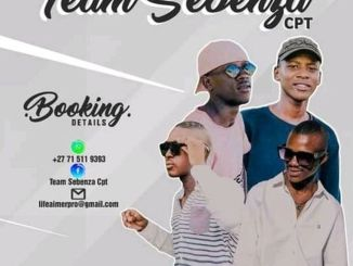 Team Sebenza – Sjora