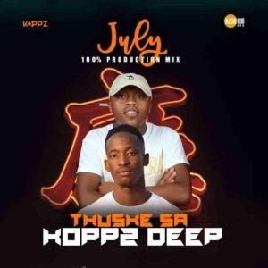 Koppz Deep & Thuske SA – July 100% Production Mix