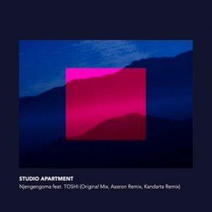 Studio Apartment, Toshi – Njengengoma EP