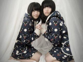ひとり。だけど双子姉妹。