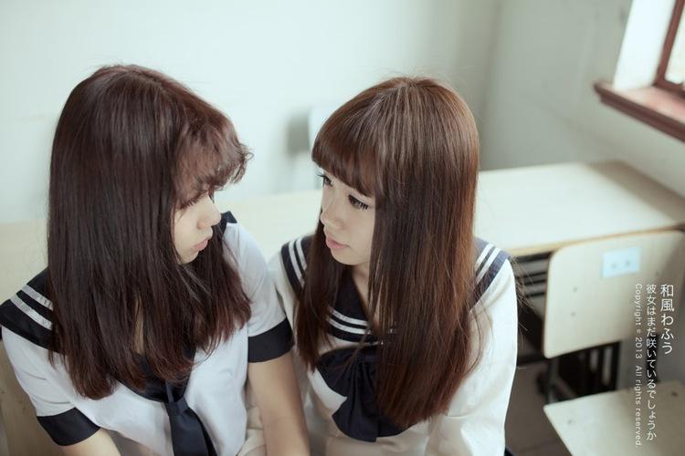 双生姐妹 偽双子シスターズ Part1
