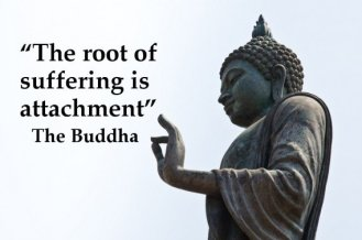 Image result for attachment is suffering buddhism