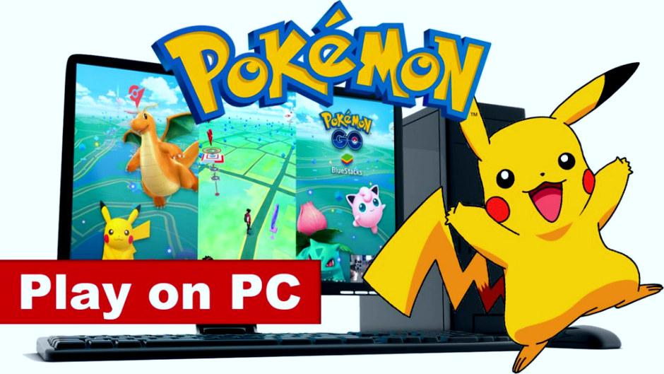 How-to-play-Pokemon GO on PC with GPS hack Arrow keys