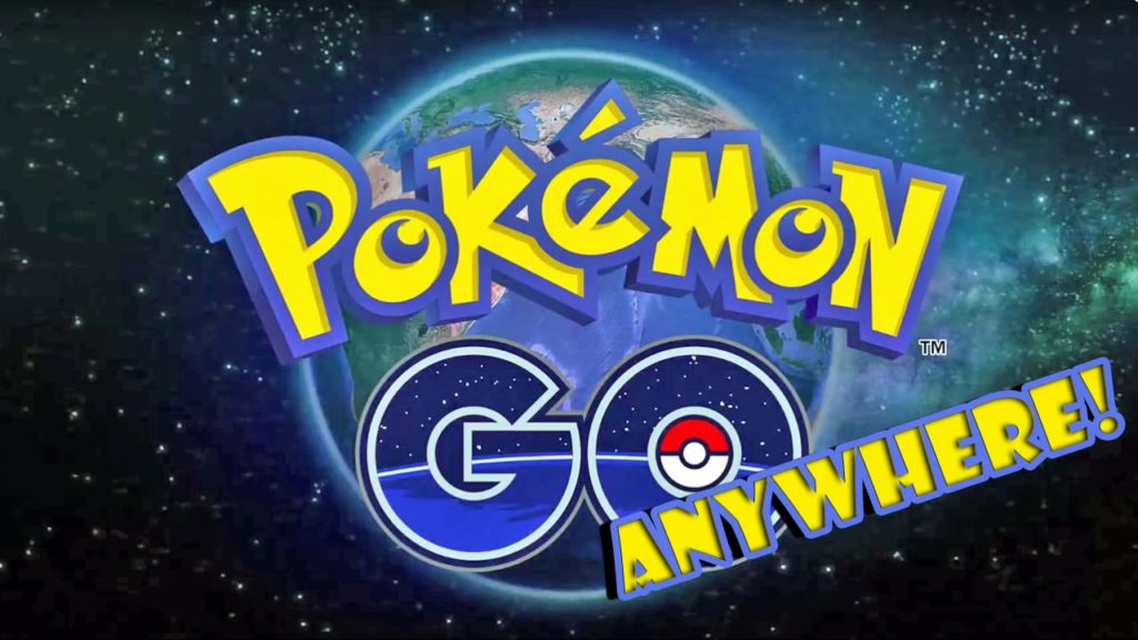 Fake GPS Pokemon Go Hack to Move/Play Anywhere around the World