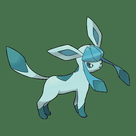 Pokemon 471 Glaceon