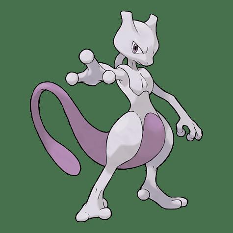 Pokemon 150 Mewtwo