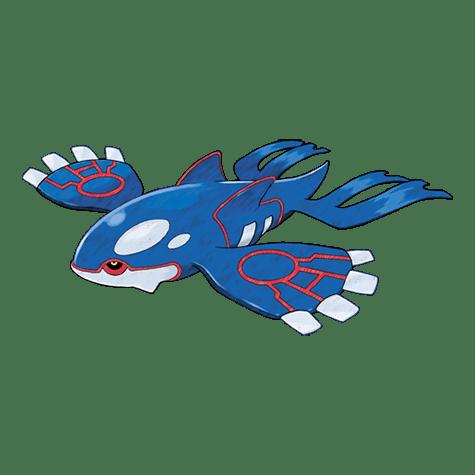 Pokemon 382 Kyogre