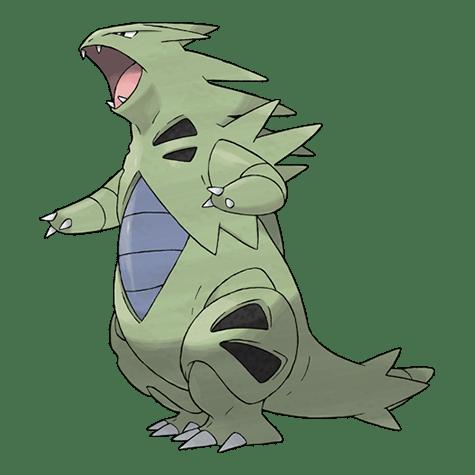 Pokemon 248 Tyranitar