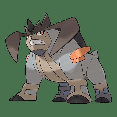 Pokémon 639 Terrakion