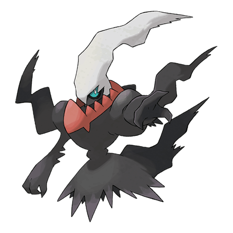 Pokemon 491 Darkrai