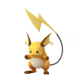 Pokemon Go Raichu Man