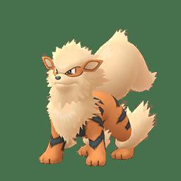 Pokemon Go 059 Arcanine
