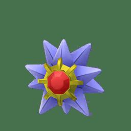 Pokemon Go 121 Starmie