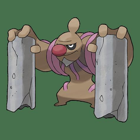 Pokemon 534 Conkeldurr