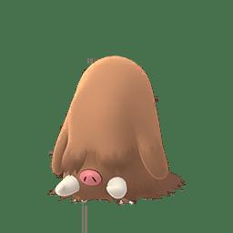 Pokemon Go 221 Piloswine Male