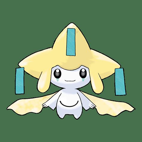 Pokemon Jirachi
