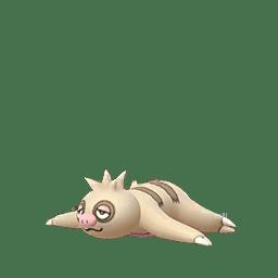 Pokemon Go 287 Slakoth