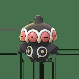 Pokemon Go 344 Claydol