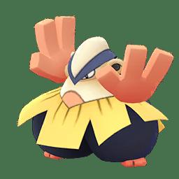 Pokemon Go 297 Hariyama
