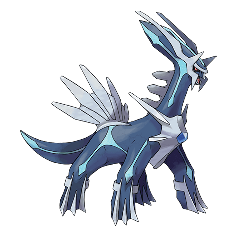 Pokemon 483 Dialga