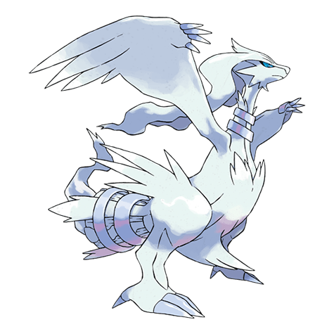 Pokemon 643 Reshiram