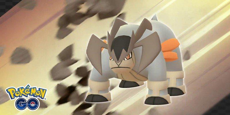 Pokemon Go Terrakion