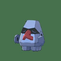 Pokemon Go 299 Nosepass