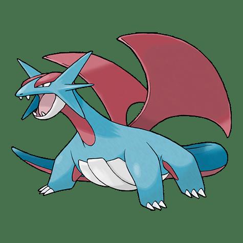 Pokémon 373 Salamence