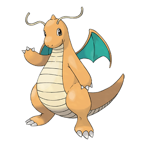Pokémon 149 Dragonite