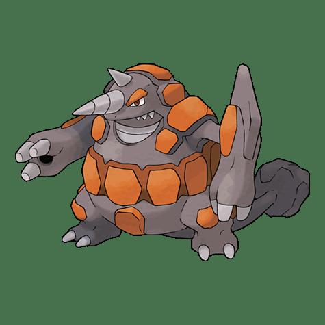 Pokemon 464 Rhyperior