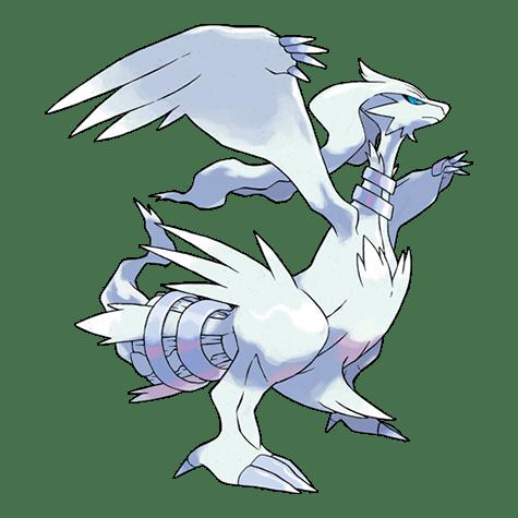 Pokemon 643 Reshiram