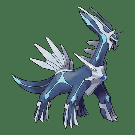 Pokemon 483 Dialga